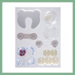 Home Safety kit for babies (corner guards, cupboard locks) 15 pieces