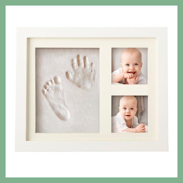 Kit impronte manine e piedini neonati e portafoto