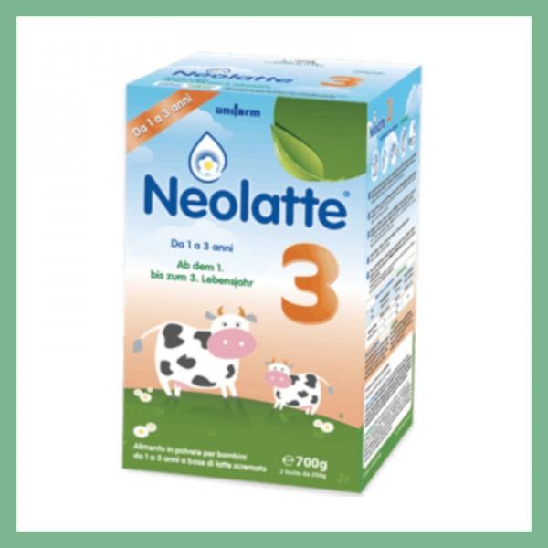 Latte in polvere Neolatte 3