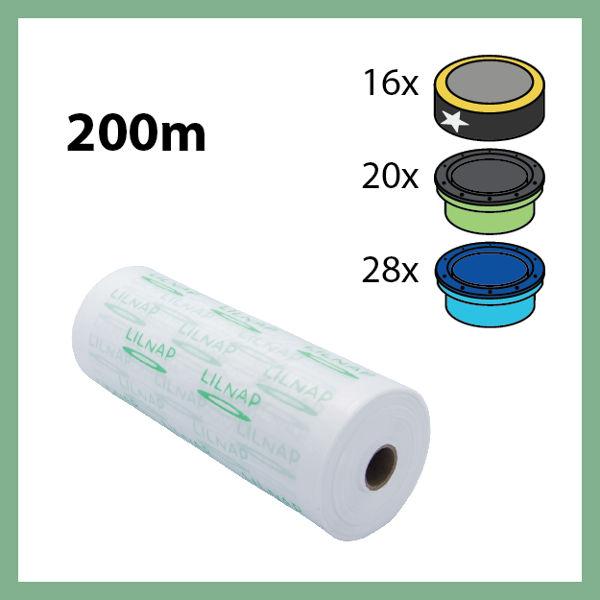 200 meters - Universal Diaper pail refill