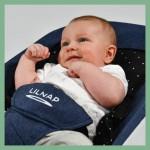 Sdraietta a dondolo per neonati
