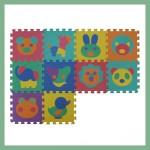 Tappeto puzzle atossico, Animali